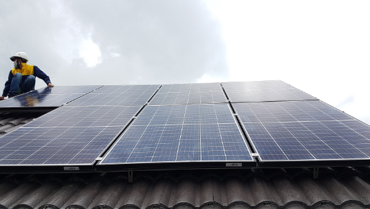 Lợi ích của lắp điện mặt trời